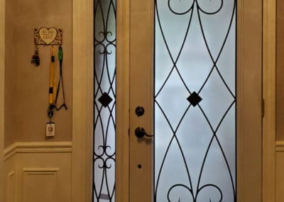 Wrought Iron Design by What A Pane